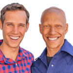 Cyrus Khambatta, PhD and Robby Barbaro on Thriving with Type 1 Diabetes: PYP 258